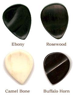Boutique Pick Reviews (BlueChip, RedBear, V-Picks, etc.)-john-pearse-wood-picks-jpg
