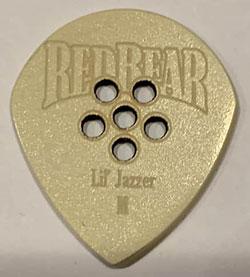 Boutique Pick Reviews (BlueChip, RedBear, V-Picks, etc.)-redbear-lil-jazzer-jpg