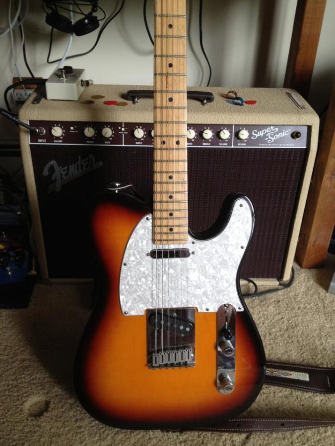 Quarantine Pastime - Post Your #1 Guitar-tele-jpg