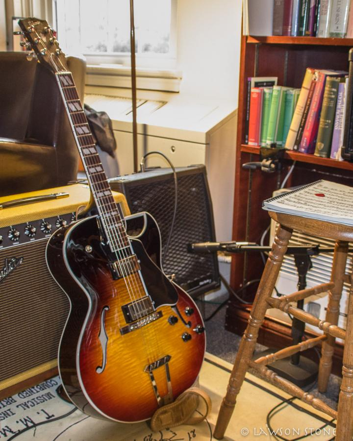 Guitar and Amp of the Day-es175-polytone-jpg