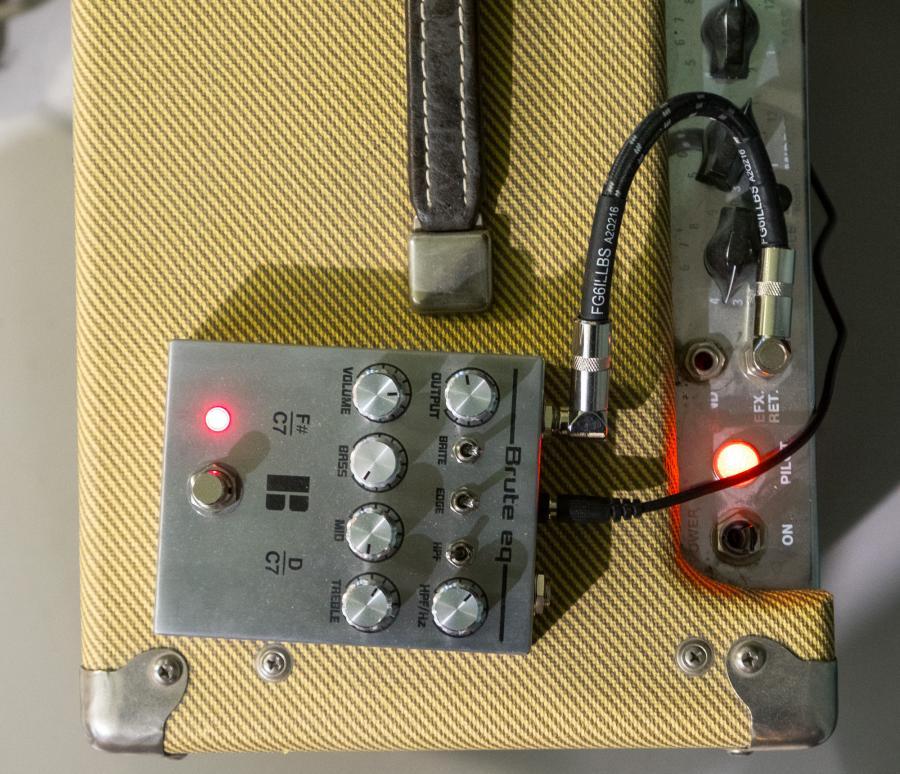 Polytone Pre Amp Pedal - Brute EQ-p1000550-jpg