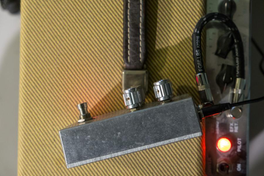 Polytone Pre Amp Pedal - Brute EQ-p1000552-jpg