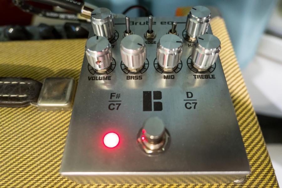 Polytone Pre Amp Pedal - Brute EQ-p1000553-jpg