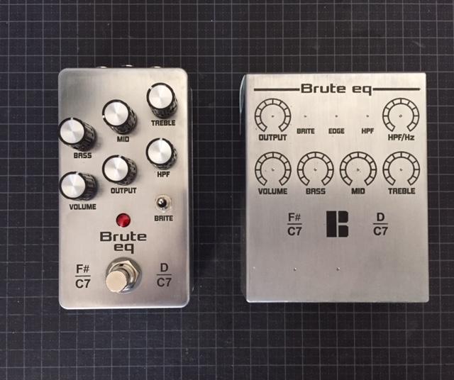 Polytone Pre Amp Pedal - Brute EQ-11f1e02d-de06-45b0-9294-184f69bded11-jpeg