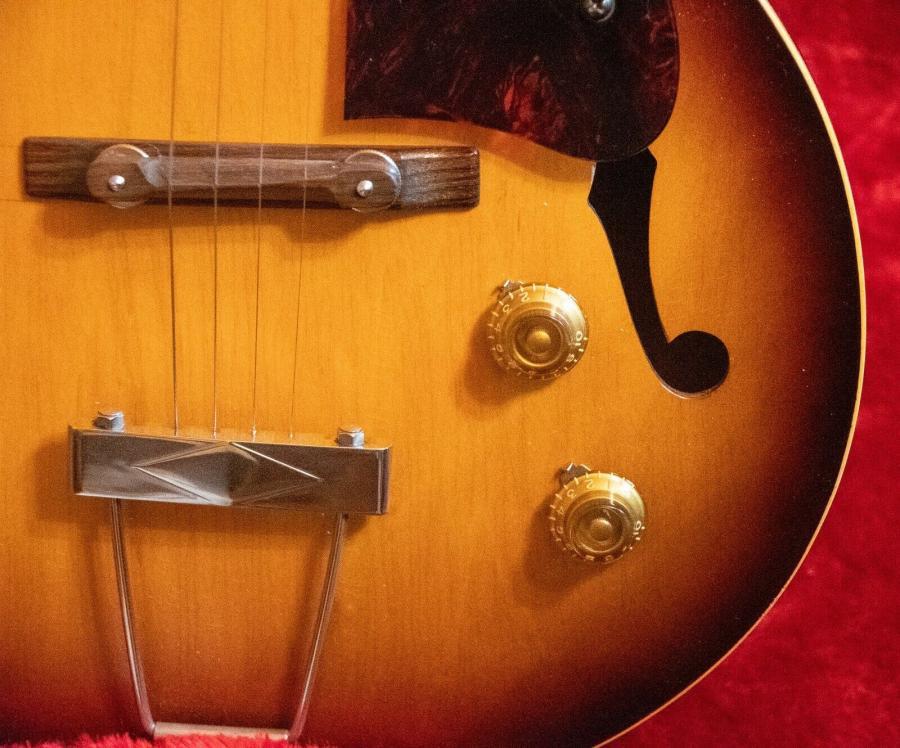 1956/7 Gibson ES-140T - Natural-tenor-3-jpg