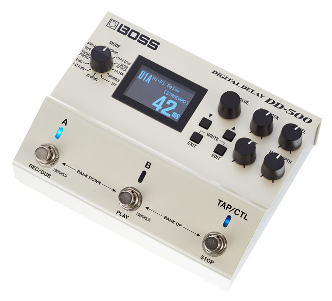 Educate Me About Delay Pedals-boss-dd-500-jpg