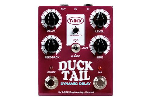 Educate Me About Delay Pedals-t-rex-ducktail-jpg