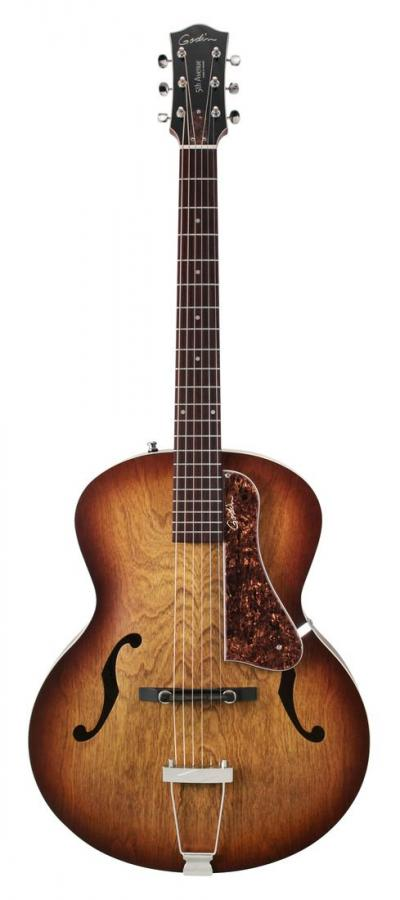 """Best"" Small Jazz Guitar (Archtop)-godin-5th-avenue-jpg"