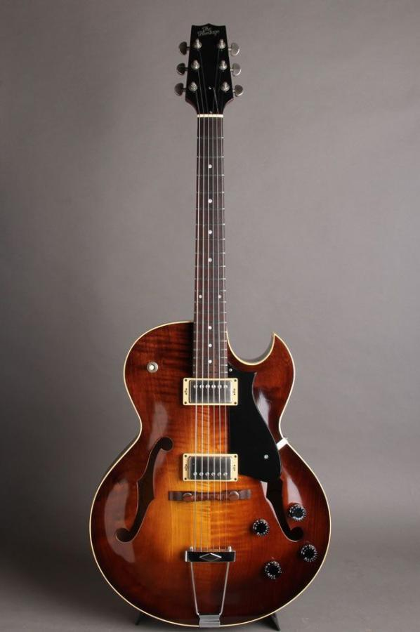 """Best"" Small Jazz Guitar (Archtop)-heritage-h575-jpg"