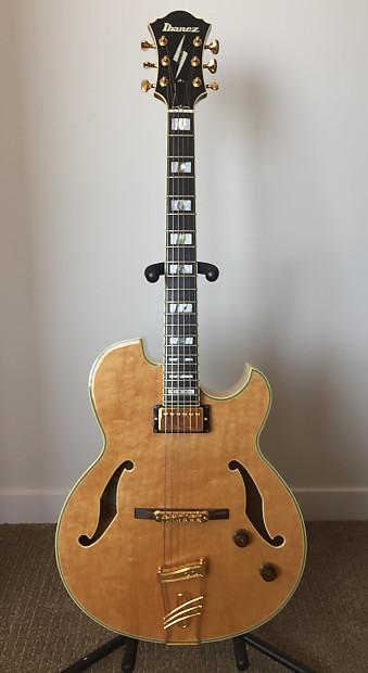 First Jazz Guitar-ibanez-pm100-jpg