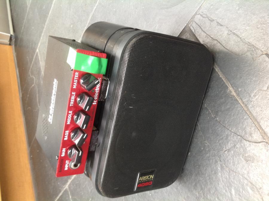 TC Electronic BAM200 Head for Jazz Guitar-image-jpg