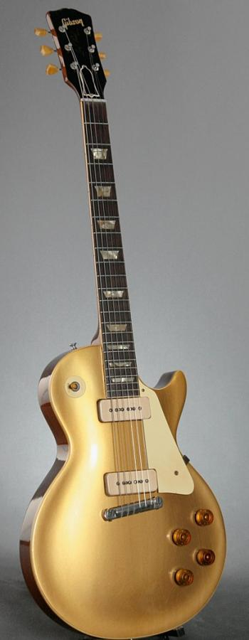 Luthiers who build a Gibson Vintage style solid body?-goldtop_1955-jpg