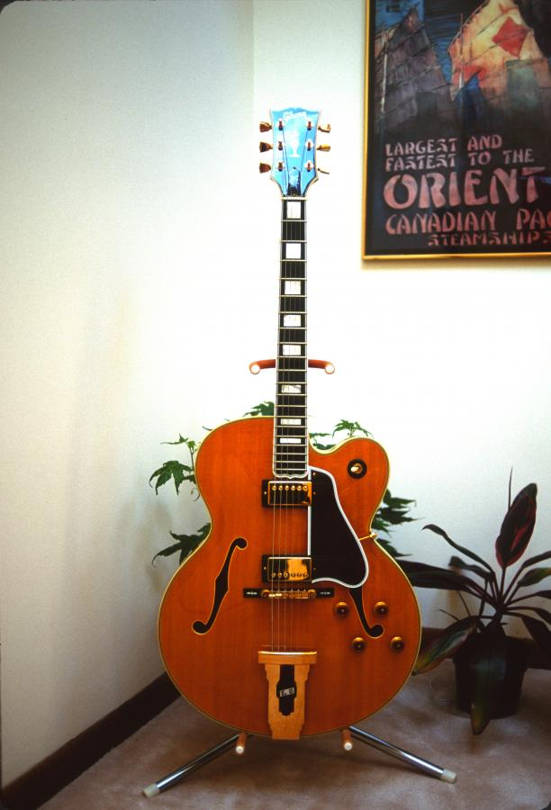 """Wes Montgomery """"L5"""" Tailpiece Insignia-l-5-92-cesn-front-2-jpg"""