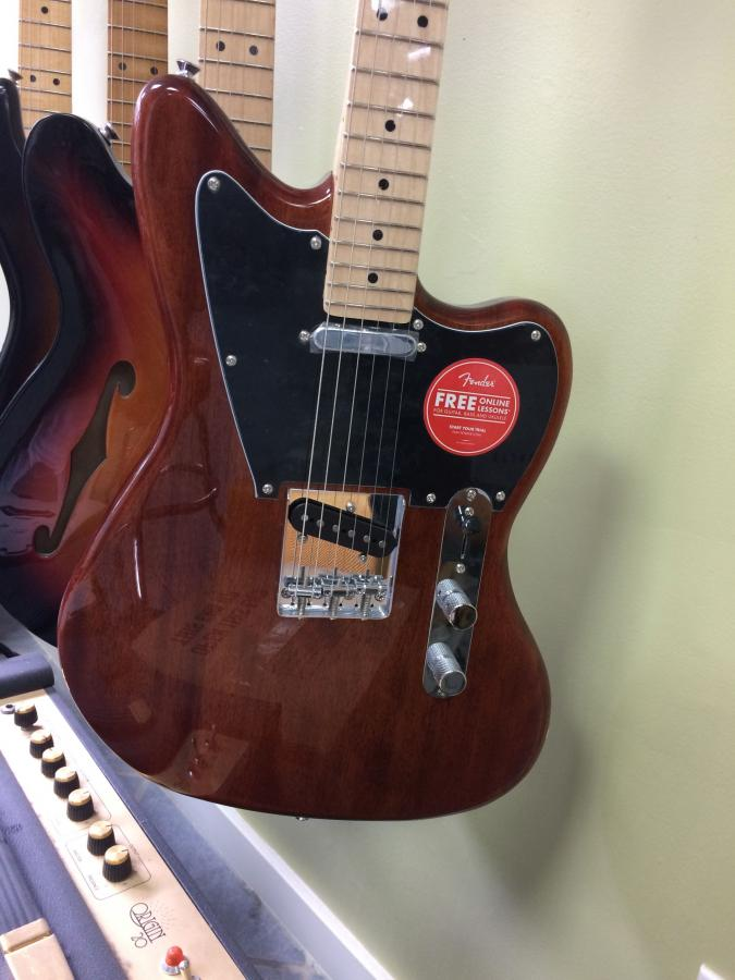 Fender Jazzmaster for Jazz.-squier-paranormal-telemaster-hog_9521-jpg