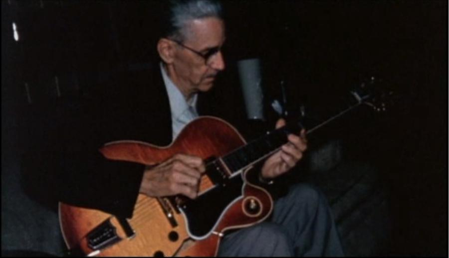 Very special NGD: One of Tal's - Tal Farlow-tal_dad_with_prototype-jpg