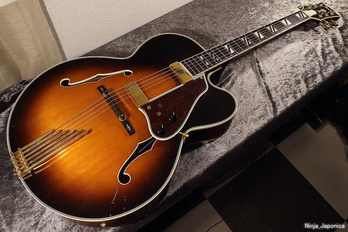 "History HS-JS2 - Gibson ""Re Grande""-history-2-jpg"