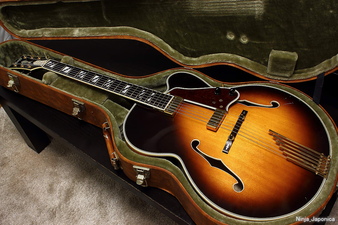 "History HS-JS2 - Gibson ""Re Grande""-history-1-jpg"