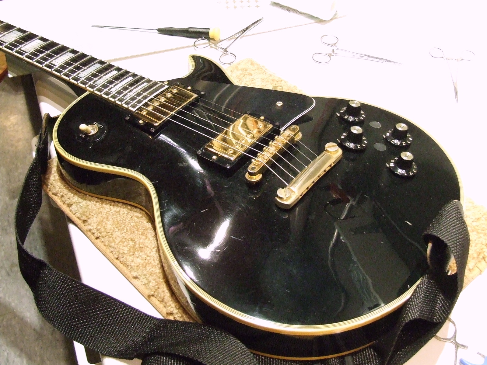 Dating my Gibson ES-175D-1974-jpg