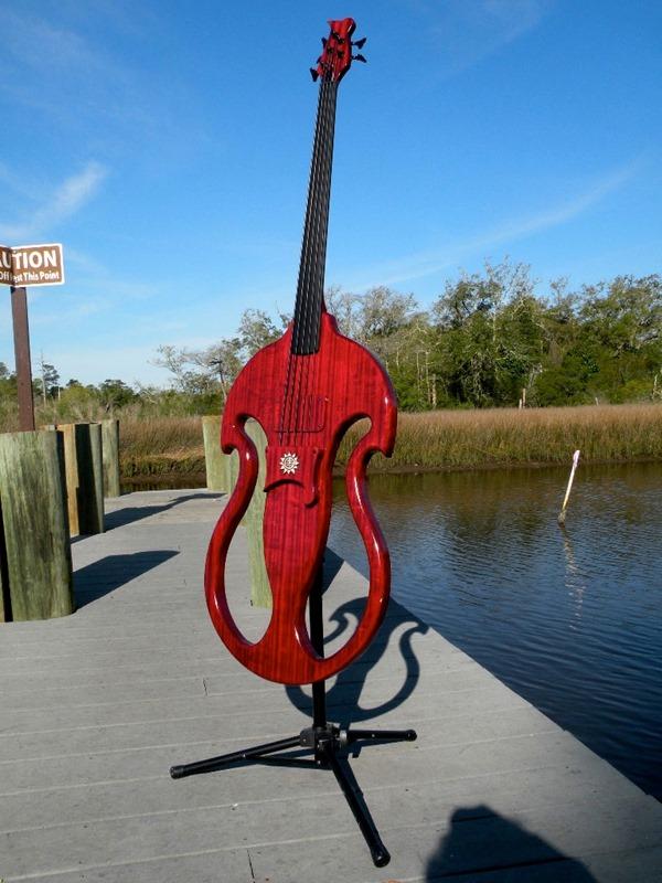 Electric upright bass for fun-bayou1-jpg