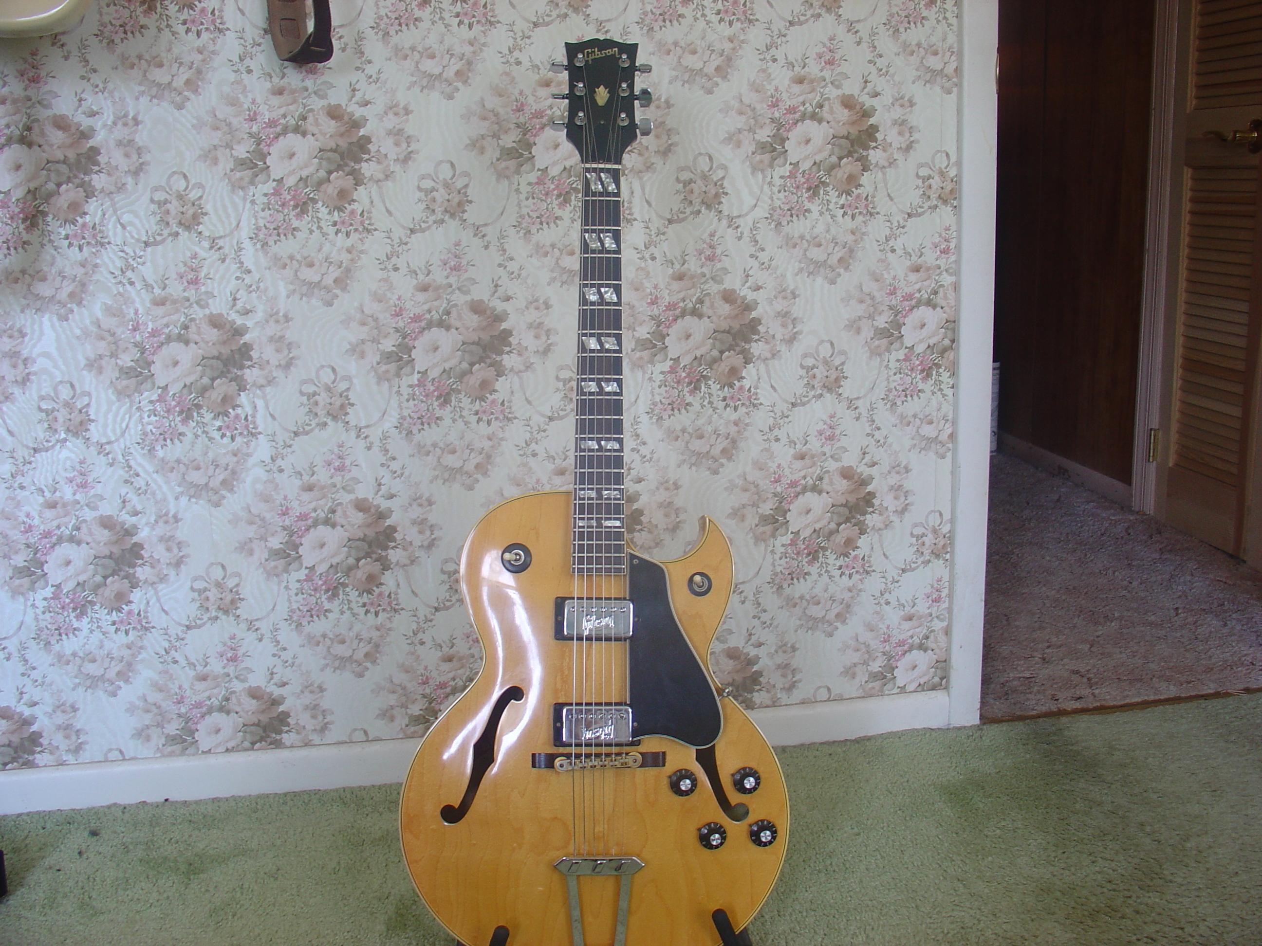 Dating my Gibson ES-175D-175-jpg
