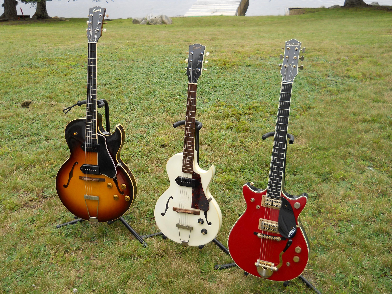 1956/7 Gibson ES-140T - Natural-white-es140-jpg