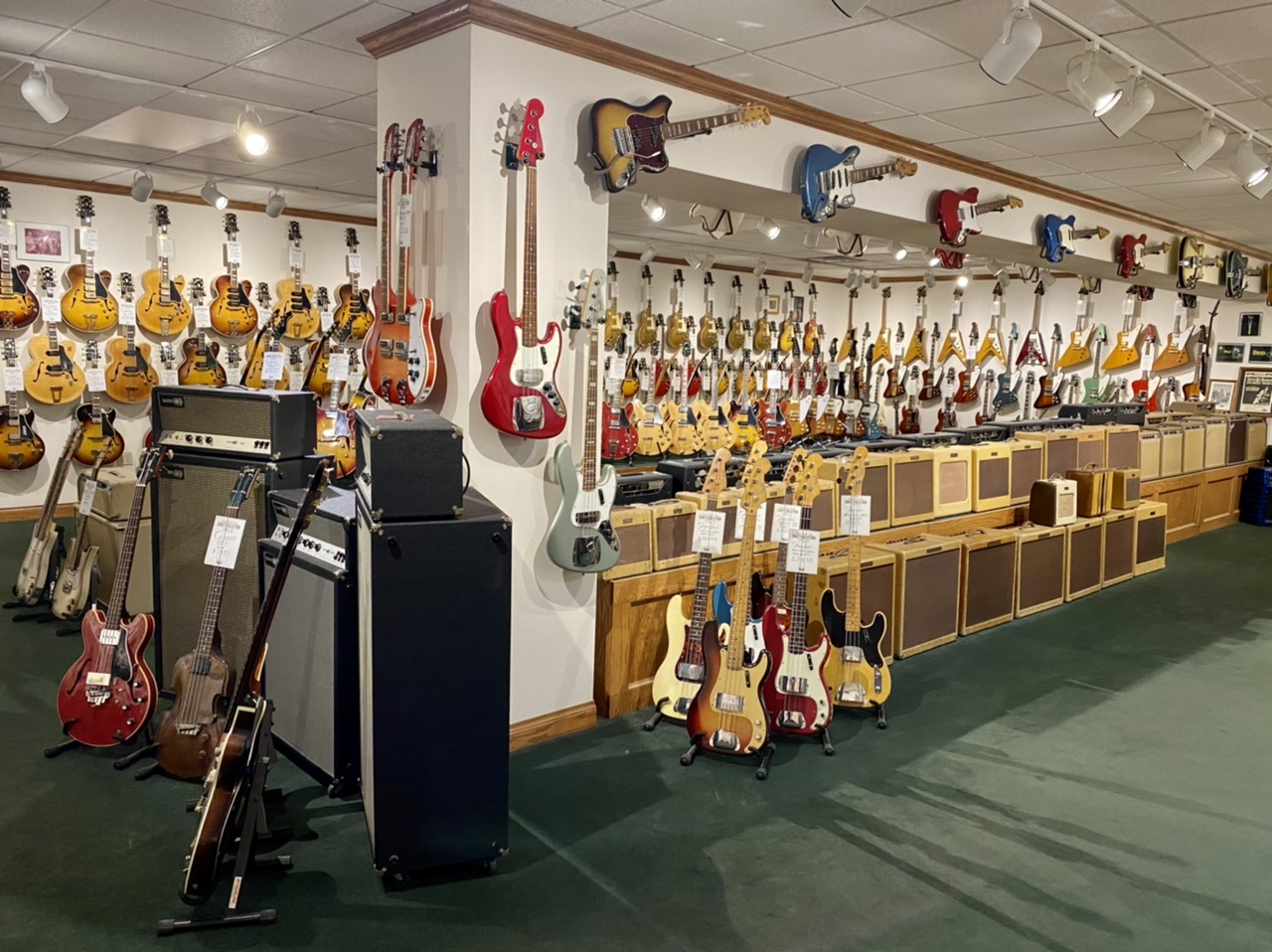 Visited the Mecca—Dave's Guitar Shop-1f192852-35be-4acc-942f-4a11c87467a9-jpeg