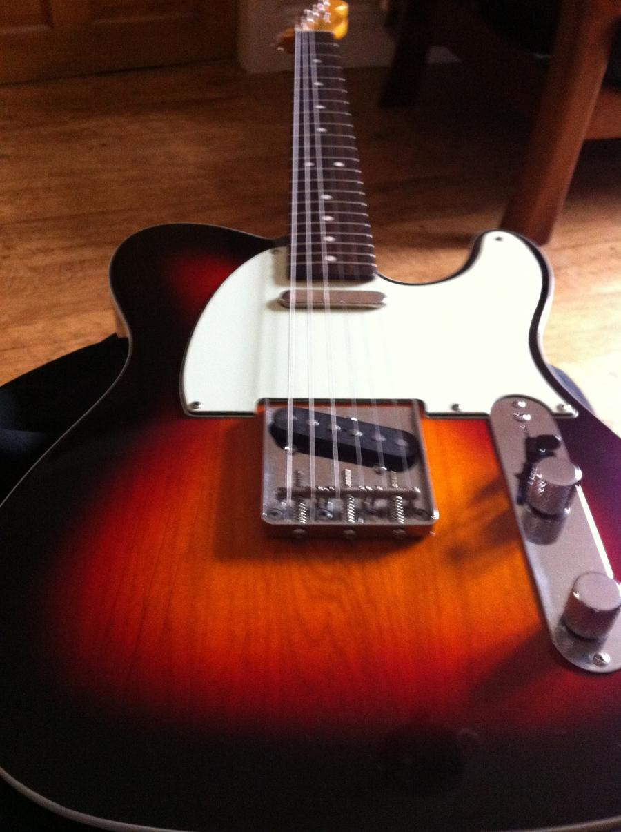 dating squier telecaster