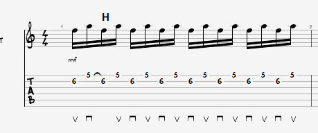 Can anybody pick this passage at this tempo?-flip-png
