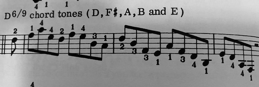 "Using ""rolling"" (flat fingers) technique on adjacent note runs a la Ted Greene?-ted-greene-2-jpg"