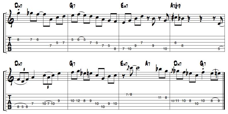 Linear Expressions by Pat Martino-bridgelicks-jpg