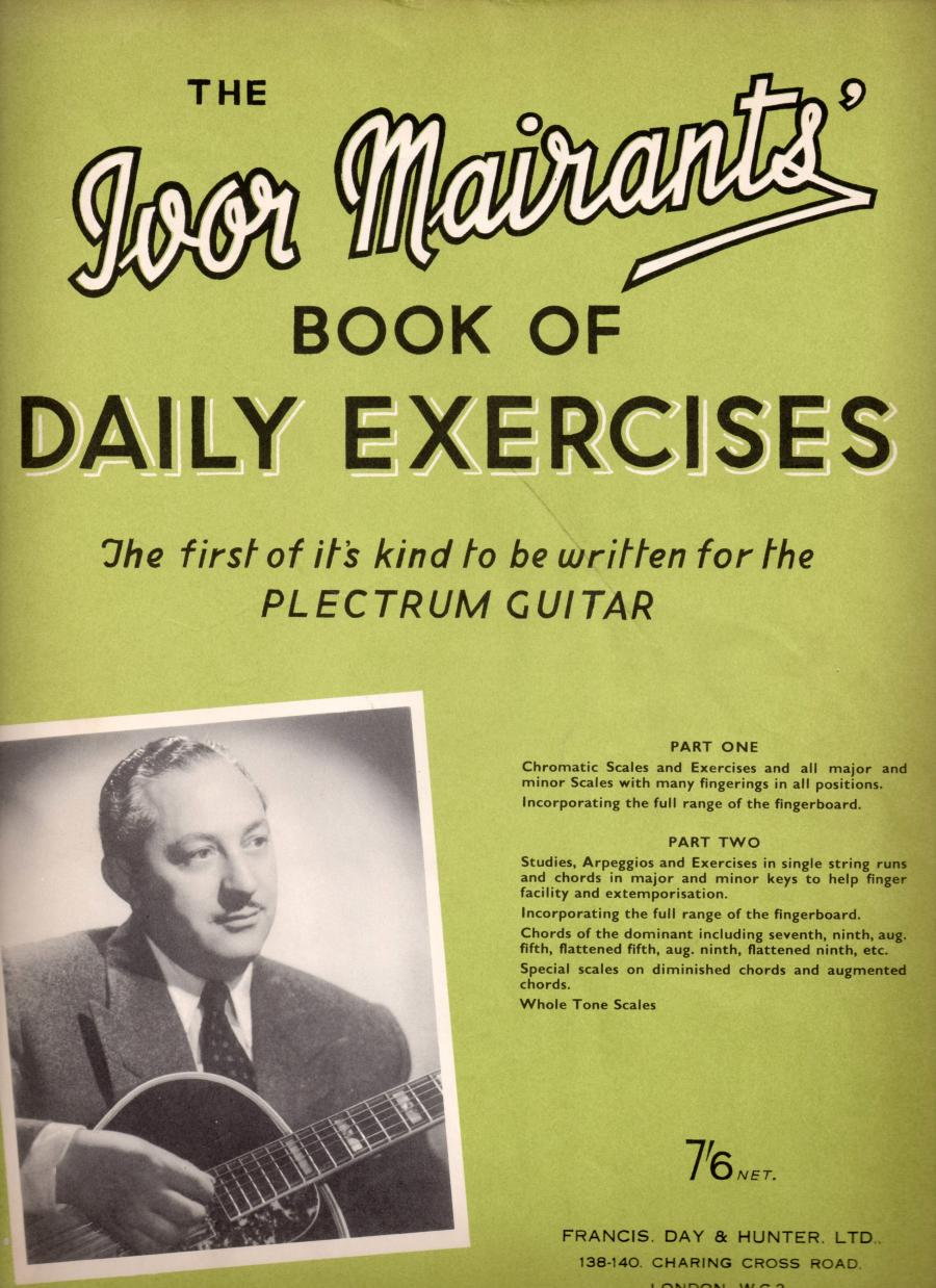 Earliest Jazz Guitar Method Books