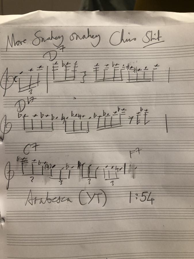 Chico Pinheiro Analysis thread-arabesca-line-jpg