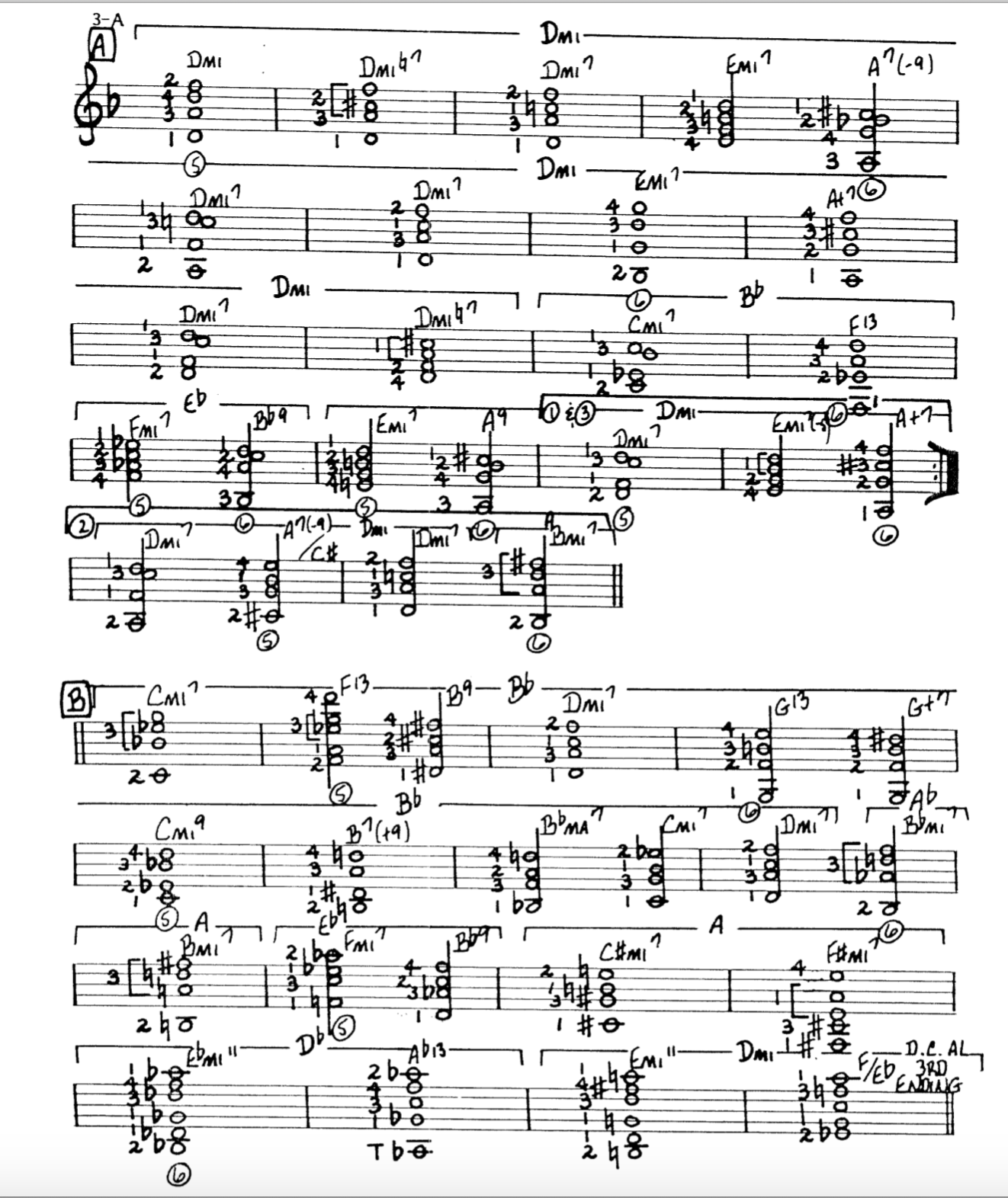 Howard Roberts Super Chops: study group for a tune based practice routine-screen-shot-2021-01-03-8-38-23-am-png