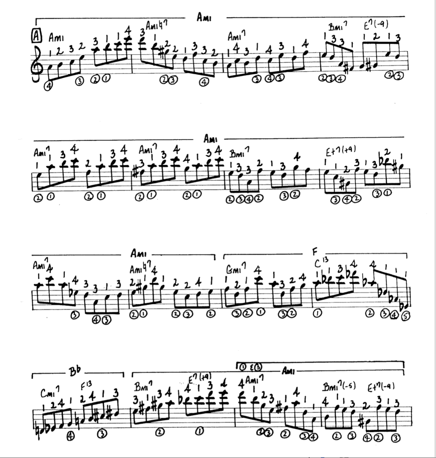 Howard Roberts Super Chops: study group for a tune based practice routine-screen-shot-2021-01-12-7-14-05-pm-png