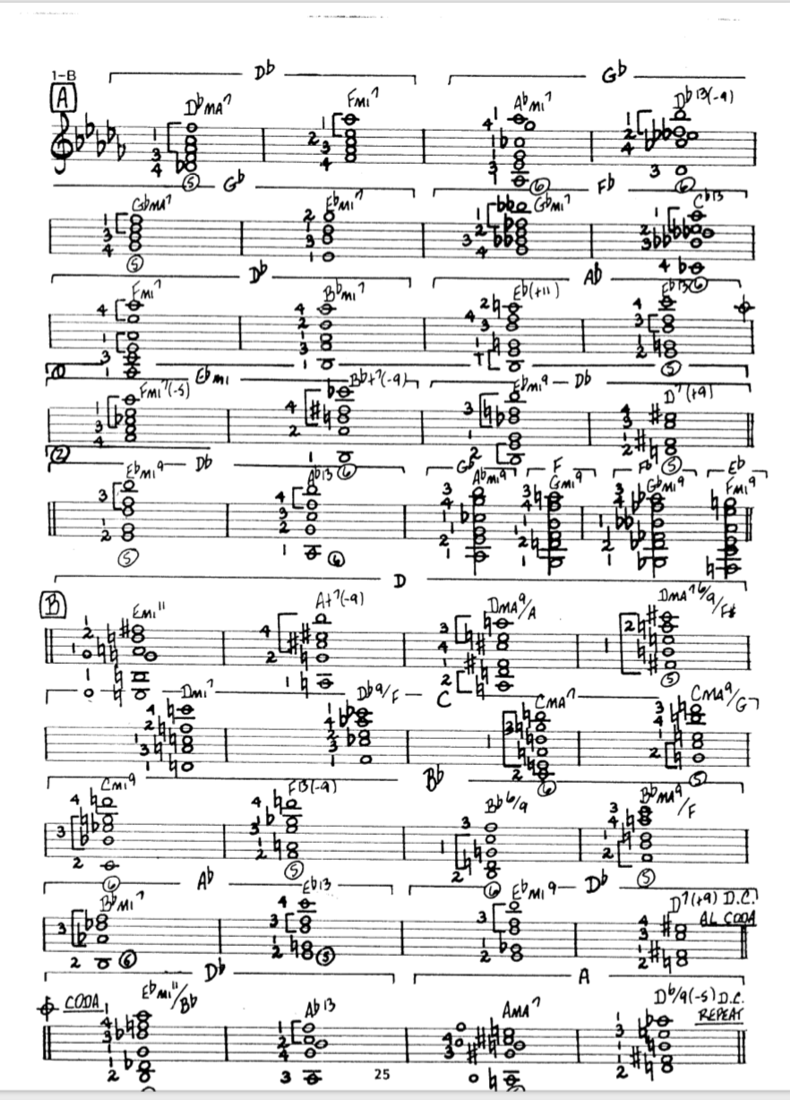Howard Roberts Super Chops: study group for a tune based practice routine-screen-shot-2021-01-19-2-35-08-am-png