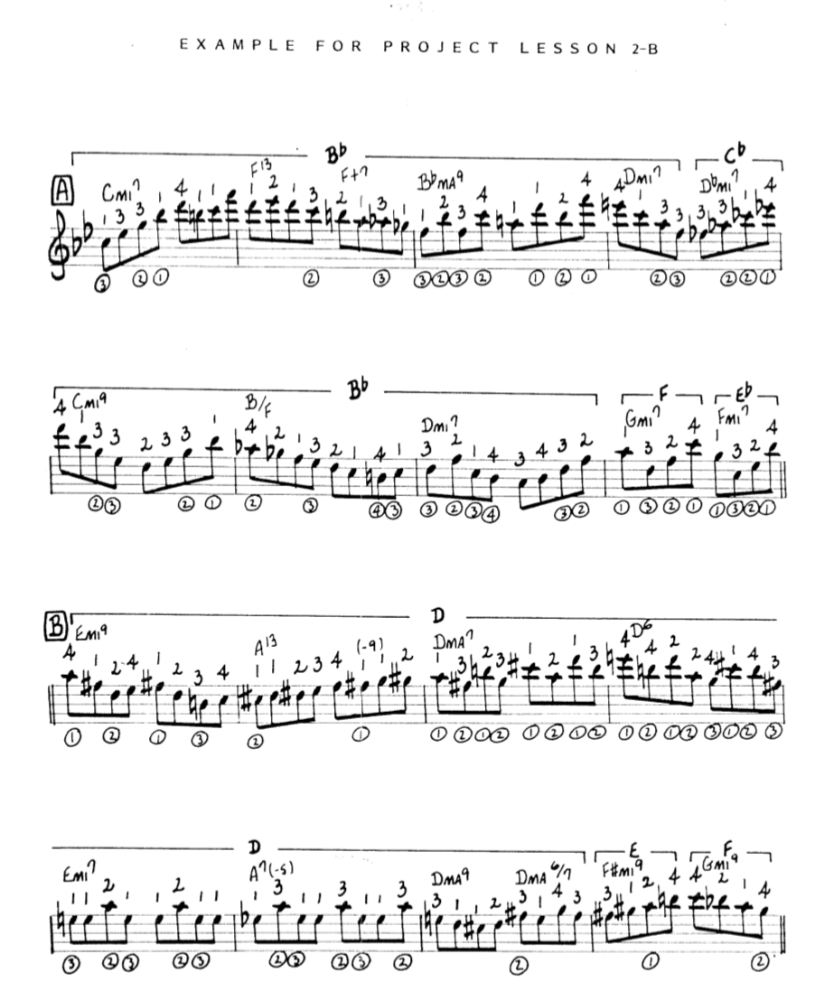 Howard Roberts Super Chops: study group for a tune based practice routine-screen-shot-2021-01-20-9-46-39-pm-png