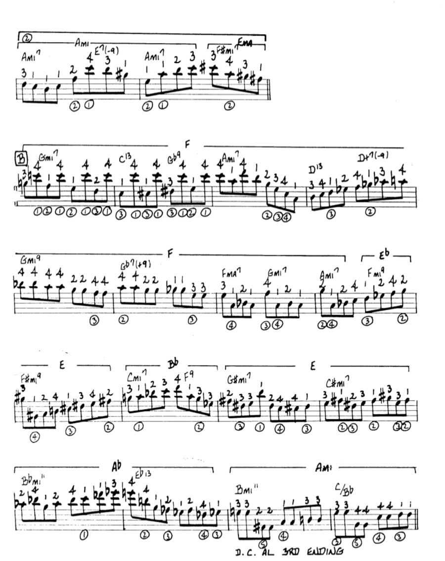 Howard Roberts Super Chops: study group for a tune based practice routine-screen-shot-2021-01-22-10-45-09-pm-png