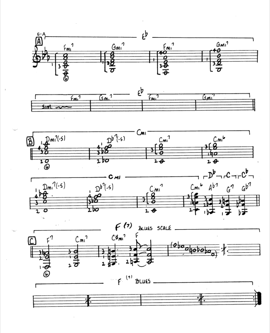 Howard Roberts Super Chops: study group for a tune based practice routine-screen-shot-2021-02-21-6-41-22-pm-png