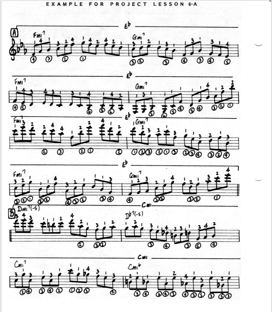 Howard Roberts Super Chops: study group for a tune based practice routine-screen-shot-2021-02-21-6-41-47-pm-png