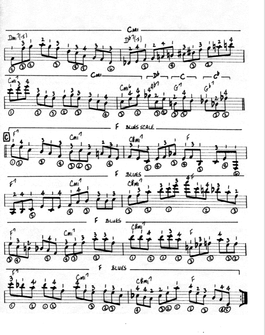 Howard Roberts Super Chops: study group for a tune based practice routine-screen-shot-2021-02-21-6-42-27-pm-png