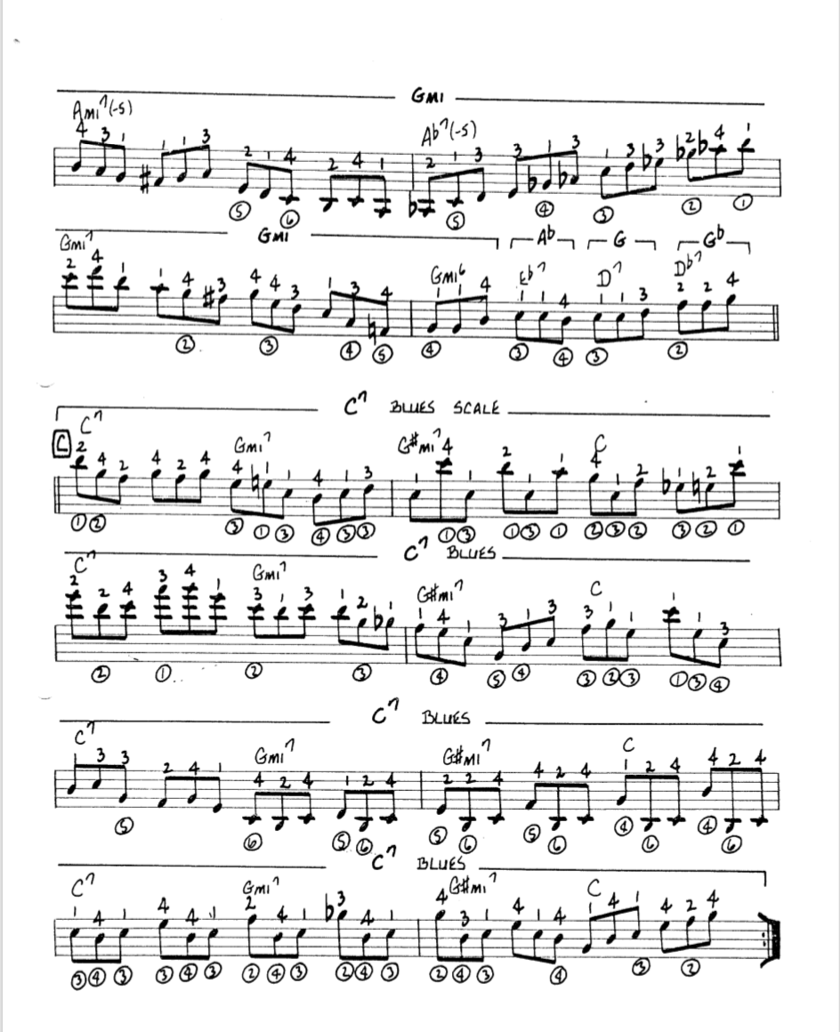 Howard Roberts Super Chops: study group for a tune based practice routine-screen-shot-2021-02-28-4-41-28-pm-png