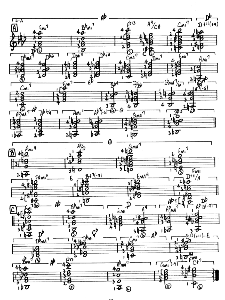 Howard Roberts Super Chops: study group for a tune based practice routine-screen-shot-2021-03-07-4-29-24-am-png