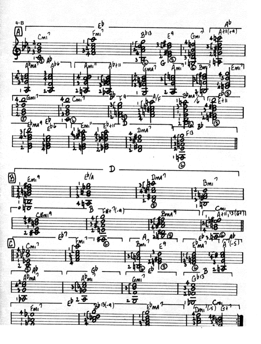 Howard Roberts Super Chops: study group for a tune based practice routine-project-4-b-attya-eb-png