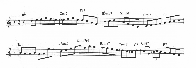 Joe Pass Guitar Style Rhythm Changes Solo #2-jpgs-rc2-a1-jpg