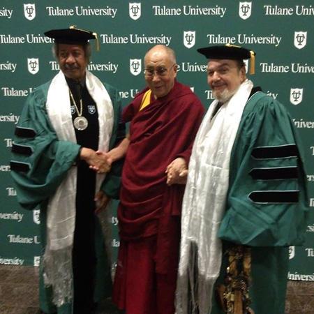 The official funk-thread-dr-john-allen-toussaint-dalai-lama-tulane-2013-jpg