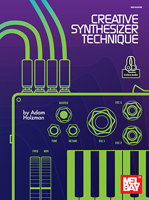 Adam Holzman (Miles Davis) - Creative Synthesizer Technique-30656m-jpg
