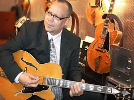 Benson Picking technique on Gibson L5 Wesmo-rodney_jones-jpg