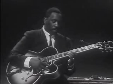 Benson Picking technique on Gibson L5 Wesmo-wes_montgomery-png