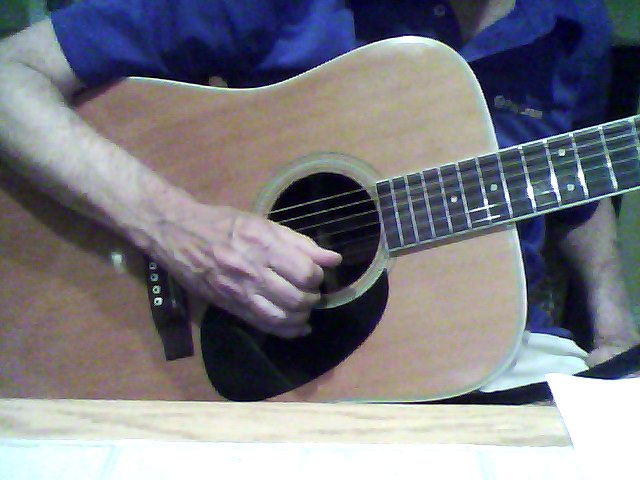 Benson Picking technique on Gibson L5 Wesmo-snapshot_20140619_1-jpg