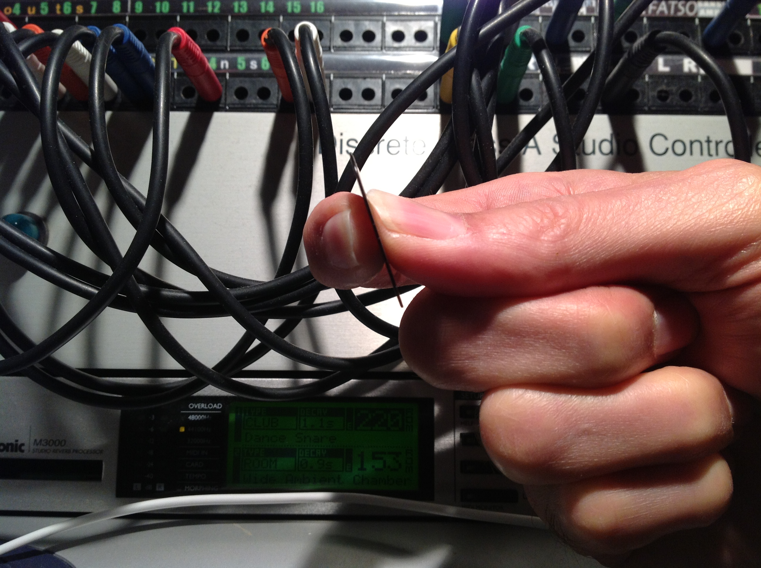 Benson Picking technique on Gibson L5 Wesmo-photo-4-jpg